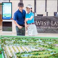 Biệt thự sân Golf West Lakes Golf & Villas - Long An giá 3.2 tỷ