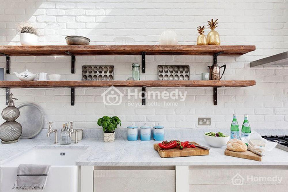 Kệ bếp treo tường