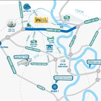 Bán căn hộ 57m2 thuộc chung cư Pi City Quận 12 (2PN - 1WC)