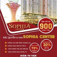 Chung cư cao cấp Sophia nâng tầm cuộc sống của bạn