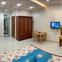 🔴 Cho thuê căn hộ dịch vụ 1PN 40m2 full NT mới xây 100% chất lượng 5 sao Quang Trung Gò Vấp