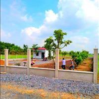 Bán đất vườn Củ Chi 841m2, sổ hồng riêng, giá 1,3 tỷ, đường thông 6m, khu dân cư đông đúc