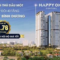 Happy One Central - Trung tâm TP Thủ Dầu Một giá chỉ từ 1,76 tỷ
