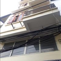 Cần bán nhà Triều Khúc 52m2, 5 tầng, sổ đỏ đẹp nở hậu, giá rẻ nhất khu vực chỉ 80tr/m2