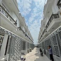 Bán nhà gần trường Nguyễn Văn Bứa, Cầu Lớn Hóc Môn 495tr 1 trệt 1 lầu