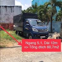 Bán lô đất kiệt 5m Nguyễn Nhàn, Hoà Thọ Đông, Cẩm Lệ