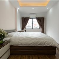 Cho thuê căn hộ đủ đồ mới 100%, 1 PN, 1 khách, 50m2, có ban công, ở Mễ Trì, TTTM The garden
