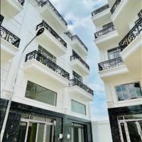 Bán nhà Hà Huy Giáp, 1 trệt 3 lầu, khu compound an ninh khép kín