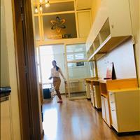 Văn phòng officetel Charmington La Pointe có gác, full bàn ghế, được ĐKKD, 50m2, giá 13,5tr