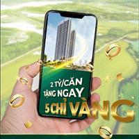 Căn hộ Thuận An 2PN 1WC mặt tiền Đại Lộ Bình Dương thanh toán từ 100 triệu