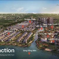 Mở bán khu biệt thự đơn lập ID Junction, đường vô sân bay Quốc Tế mới Long Thành