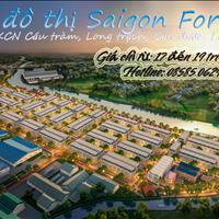 """Saigon Fortune - """"Tọa độ kim cương - Tầm nhìn đắt giá"""", Giá 17->19tr/m2."""