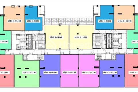 Trực tiếp Chủ đầu tư bán sàn Thương mại tầng 2 - Tòa VOV Mễ Trì Plaza, Mễ Trì, Nam Từ Liên, Hà Nội