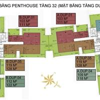 Bán Penthouse Masteri Millenium Quận 4, view Bitexco giá 21,5 tỷ - Mai