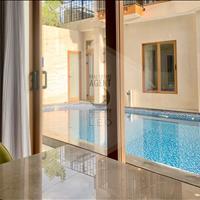 Cho thuê căn hộ dịch vụ cạnh hồ bơi - rất chill