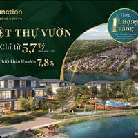 Mở bán giai đoạn 1 biệt thự song lập ID Junction The Infinity kề quận Long Thành - Đồng Nai