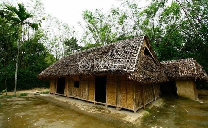 Nhà lá để ở truyền thống