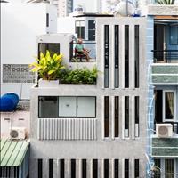 Bán nhà quận 8, hẻm Bông Sao, thiết kế hợp lý, yêu từ cái nhìn đầu tiên