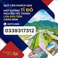 Bán đất nền dự án quận Cam Ranh - Khánh Hòa view biển 300m giá thỏa thuận