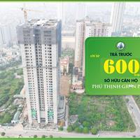 Chung cư Phú Thịnh Green Park mở bán đợt cuối, giá chỉ từ 600tr, sở hữu căn hộ xanh, sạch, đẹp