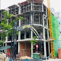 Nhà mới 2021 đang xây 1 trệt 4 lầu tích hợp thang máy riêng Quận 12 liền kề Gò Vấp