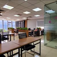 Quận Thanh Xuân cho thuê văn phòng 160m2 không cột, sàn thoáng đẹp giá cực rẻ