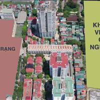 Bán nhà biệt thự, liền kề trung tâm quận Thanh Xuân, giá tốt nhất thị trường, sổ đỏ trao ngay