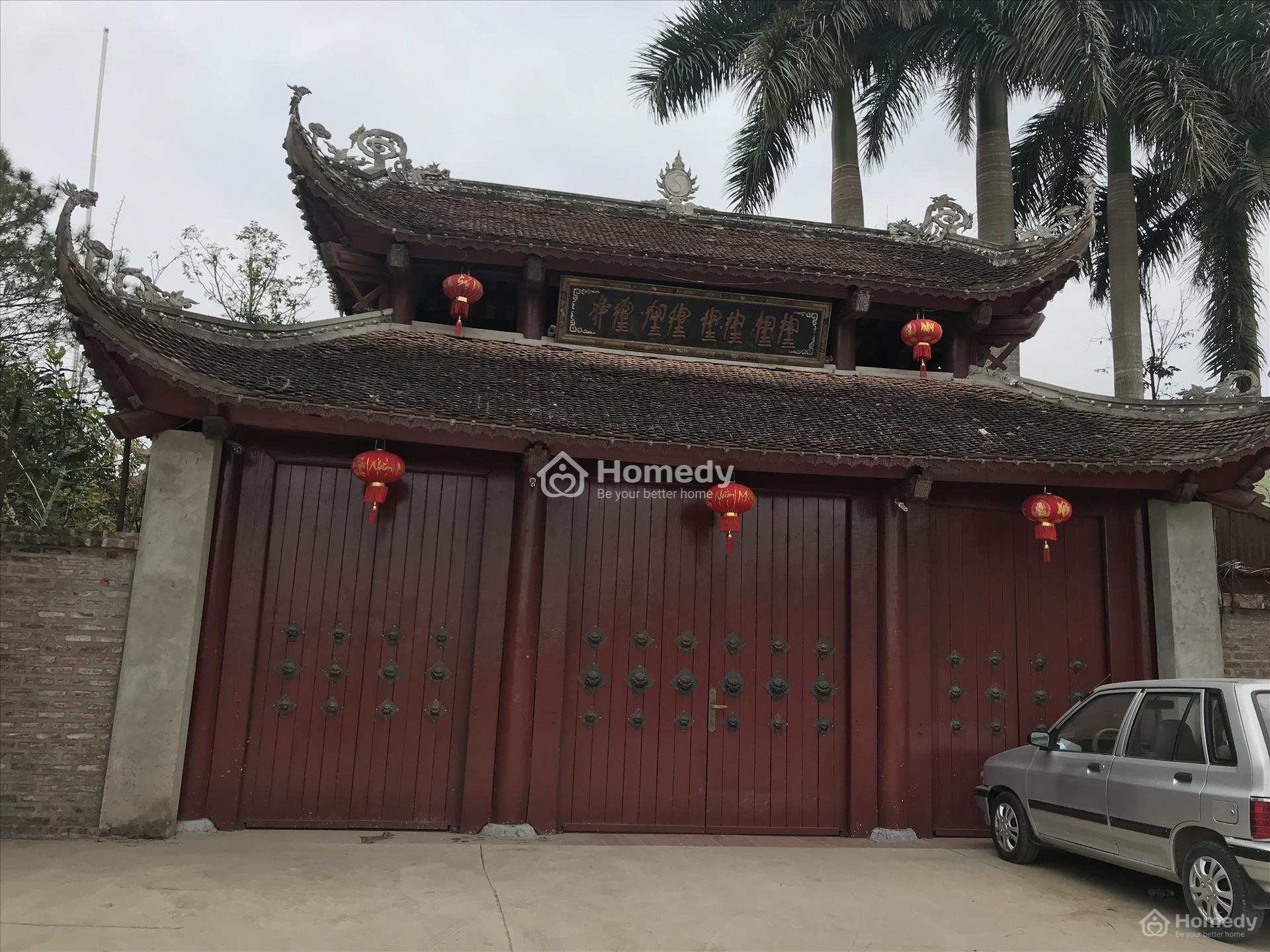 Biệt phủ ở Bắc Ninh