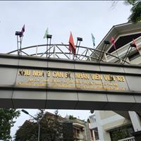 Cần bán chung cư khu nhà ở cán bộ Viện Quân Y 103, Thanh Trì, Hà Nội, giá tốt
