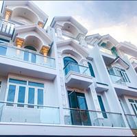 Nhà phố 4 tấm 198m2 sổ hồng riêng 5 phòng ngủ 4WC ngay khu đô thị Bình Tân giá chỉ 2,2 tỷ (50%)