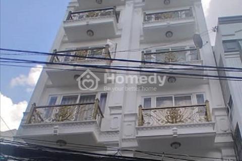 Bán nhà mặt tiền Nguyễn Văn Trỗi, Phú Nhuận 1 trệt 5 lầu 60m2 chỉ 14 tỷ