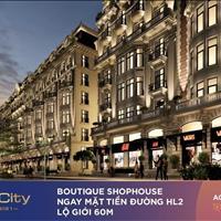 Sở hữu Boutique Hotel, Shophouse, Townhouse, biệt thự phong cách Châu Âu ngay tại Aqua City CK 5%