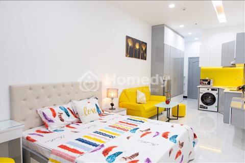 Chung cư mini ban công - Full nội thất - thiết kế độc lạ kế bên đại học RMIT, trung tâm Quận 7
