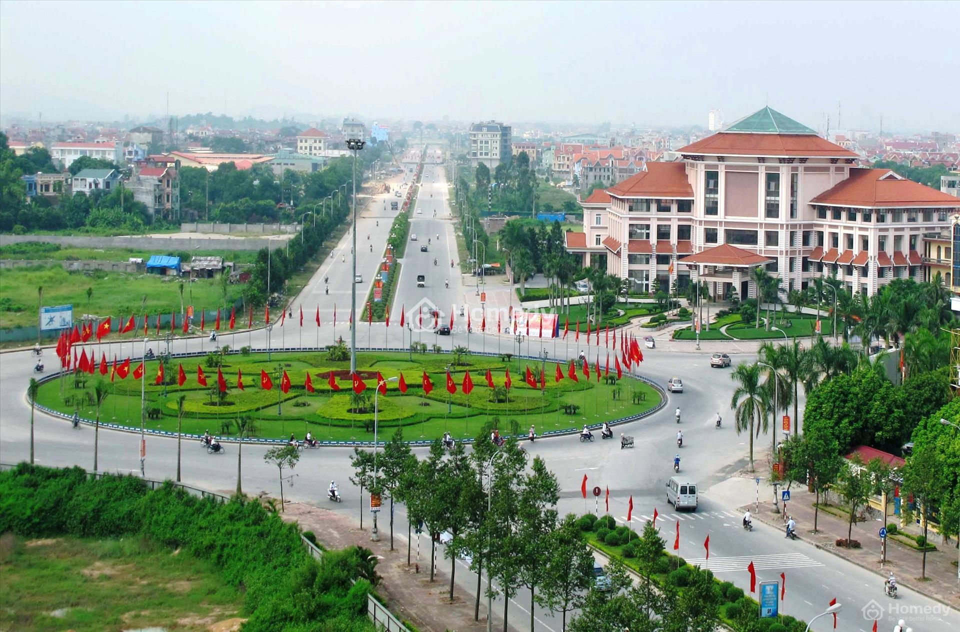 quy hoạch thành phố Bắc Ninh