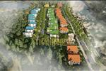 Khu biệt thự Dalat Pearl - ảnh tổng quan - 1