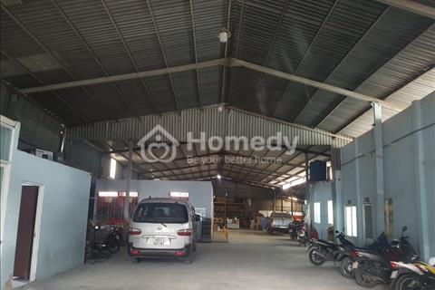 Xưởng siêu to 1100m2 tại Ngã ba Đông Quang, Q12 giá 70 triệu/tháng