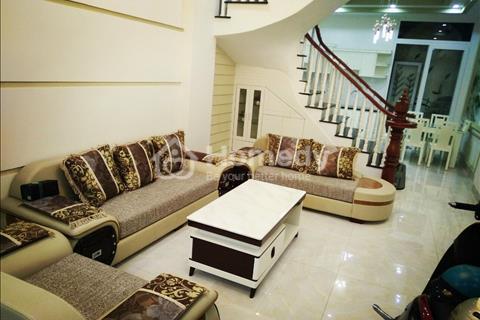 Cho thuê nhà đường Đồ Chiểu, Phường 1 Vũng Tàu, 3 lầu đầy đủ nội thất
