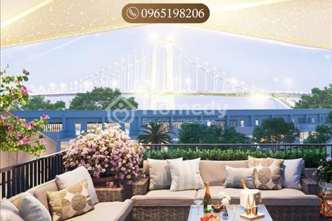 Chính chủ bán gấp nhà phố 2 mặt tiền siêu sang-xịn-mịn view trực diện sông Hàn, sổ hồng trao tay