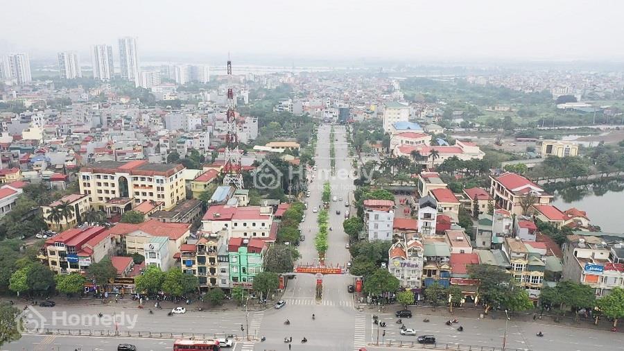 Khu vực trung tâm Thanh Trì