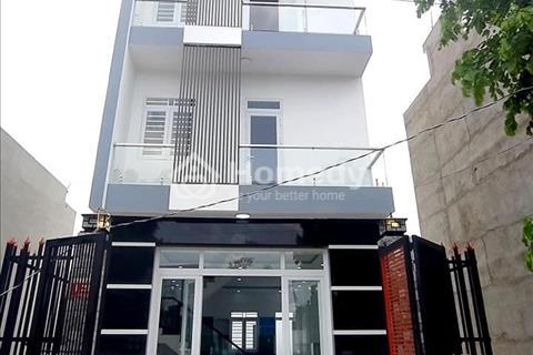 Nhà phố 1 trệt 2 lầu 82m2 sổ hồng riêng quận Bình Chánh - TP Hồ Chí Minh giá 900 triệu