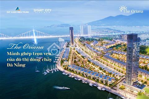 Nhà phố 2 mặt tiền trung tâm TP Đà Nẵng, view ôm trọn sông Hàn, cho thuê lại 650tr/năm
