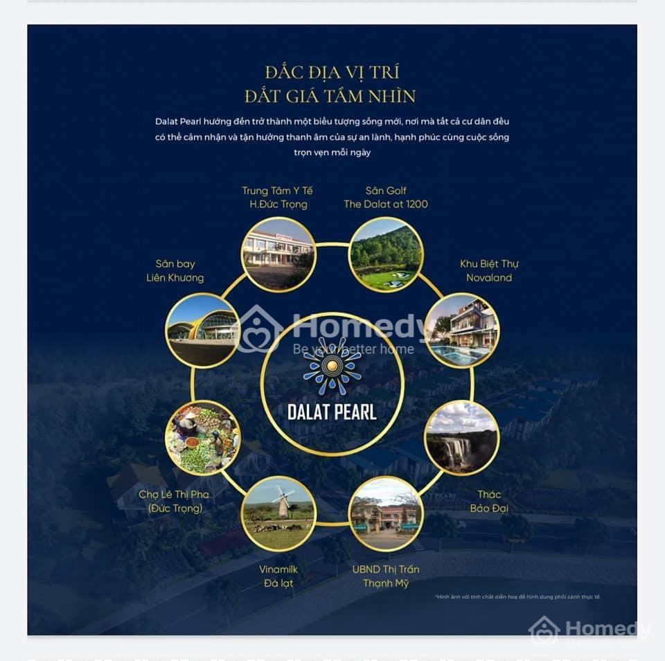 Vị trí Dalat Pearl