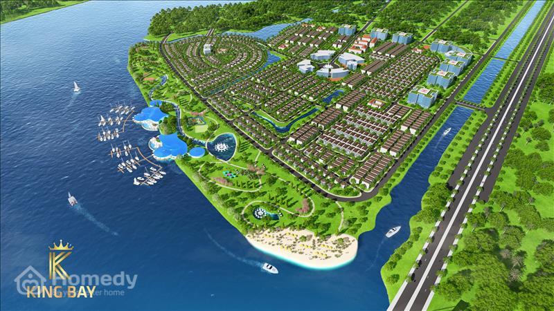 Dự án King Bay - ảnh giới thiệu