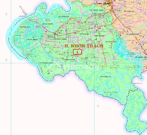 Tổng quan huyện Nhơn Trạch, tỉnh Đồng Nai