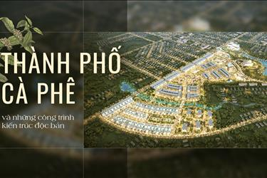 The Coffee City - Thành phố Cà Phê