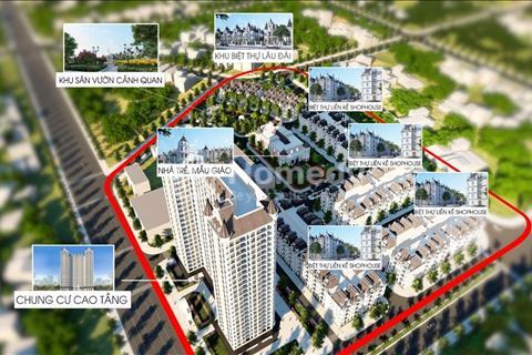 Bán nhà biệt thự, liền kề quận Đông Anh - Hà Nội giá 79 triệu/m2