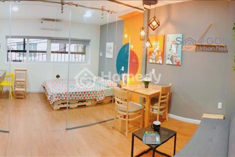 Căn hộ studio và 1 phòng ngủ Đoàn Thị Điểm ban công full nội thất gần ngã tư Phú Nhuận