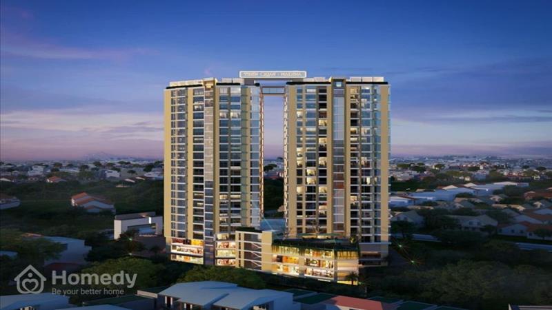 Dự án Thiên Quân Marina Plaza - ảnh giới thiệu