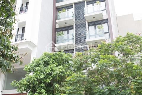 Cho thuê căn hộ dịch vụ cao cấp đầy đủ nội thất 70m2 view Hồ Ba Mẫu, 283 Hồ Ba Mẫu, Đống Đa, Hà Nội