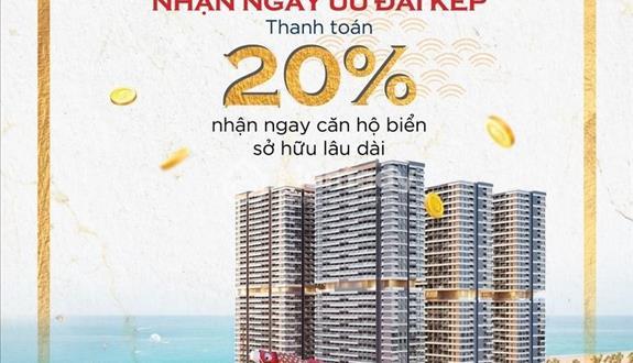 Bán căn hộ biển Quy Nhơn - Bình Định giá 1.39 tỷ - Ảnh 1
